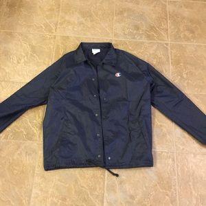 *NEVER WORN!* Vintage Champion Coache's Jacket